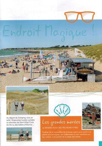 Aire camping-car à Bretignolles-sur-Mer (85470) - Photo 11